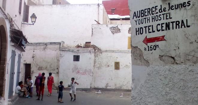 auberge de jeunesse de casablanca Maroc