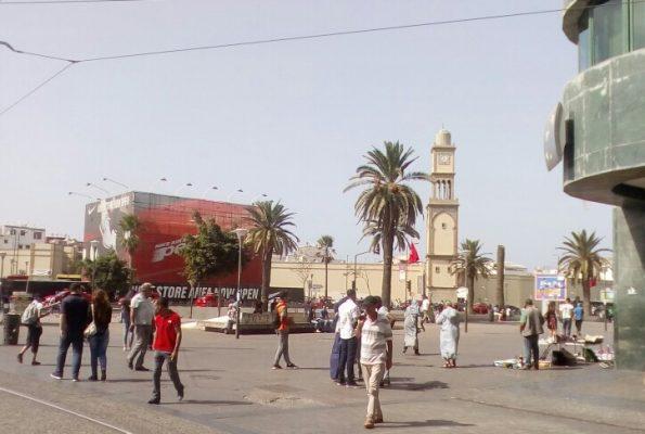 casablanca bab el Marrakech