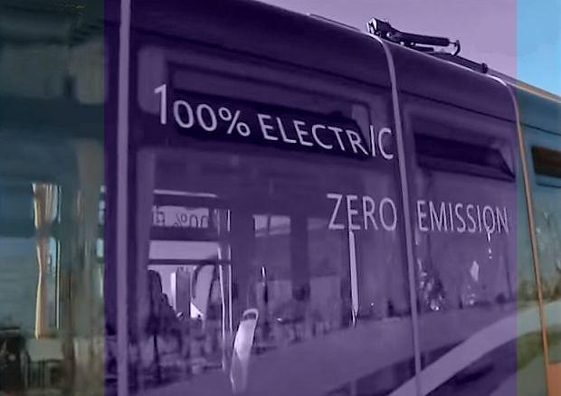 Autobus electrique de Marrakech