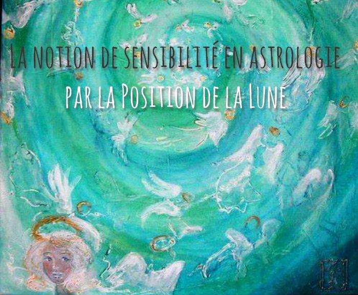 Signification de la position de votre Lune en Astrologie .