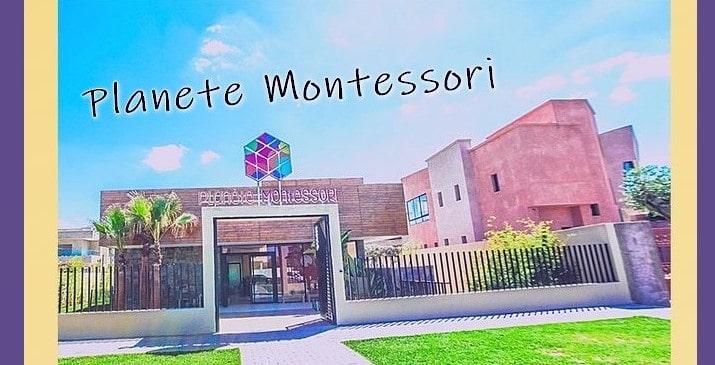 Ecole Planete Montessori Marrakech