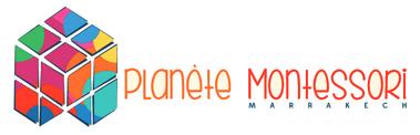 logo Ecole Planete Montessori Marrakech