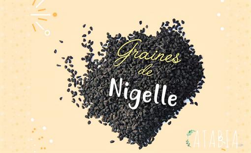 Graines De Nigelle Cumin Noir du Maroc