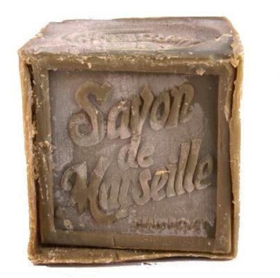 Cube de savon de Marseille