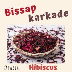 Fleurs de hibiscus pour confectionner tisane bissap