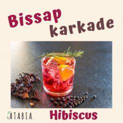 Tisane infusion de hibiscus, tisane de kakade