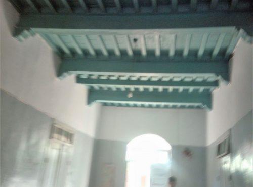 Boiserie traditionelle plafond Maroc Riad