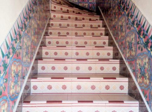 Escalier dans maison a vendre à Safi